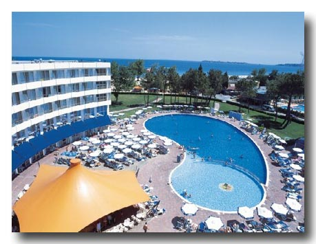 A Hotel in Sunny Beach is in Top 100