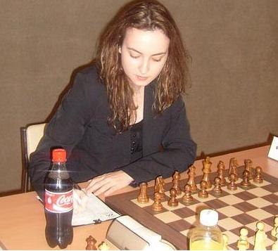 Antoaneta Stefanova became and Olympic champion in chess