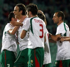 The Bulgarian football team - 15th in the world according to Fifa