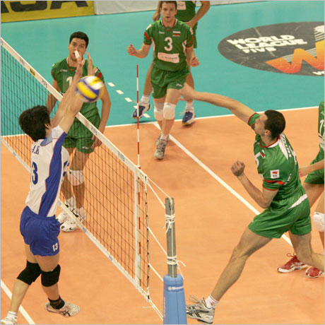 32 800 people watched live the matches of the Bulgarian volleyball team on the last World League