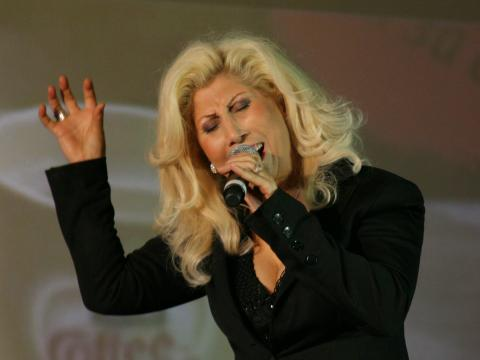 Silvia Katsarova and Bogdana Karadocheva charmed the audience with