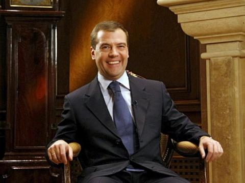 Medvedev: The Russians know and love Bulgaria!
