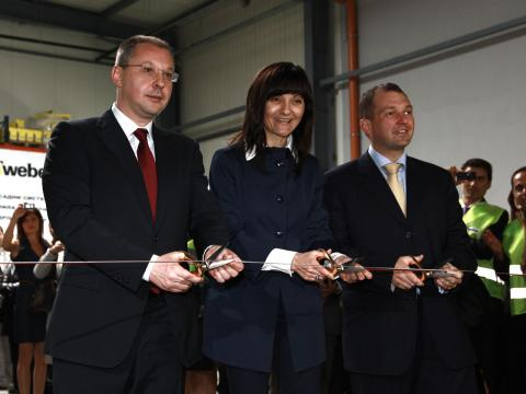 Two new factories started in Kostinbrod
