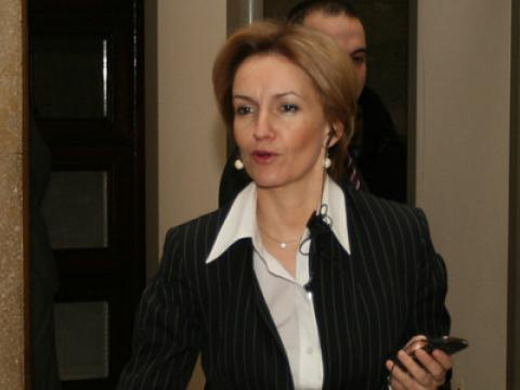 Gergana Pasi assists the provision of 200 thousand euro for the mine in Rudozem