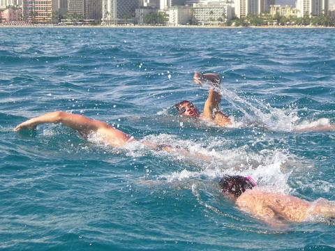 Varna will host the swimming marathon World cup