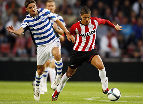 Cherno more loses with 0:1 from PSV Eindhoven